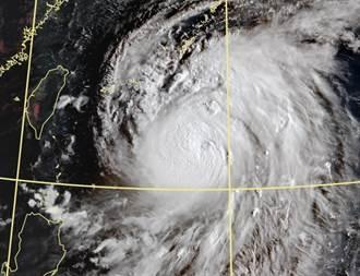 梅莎今轉強颱 明最靠近台灣 下一個颱風又要生成了