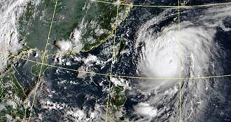 梅莎最快今轉強颱!今明最靠近「全台雨2天」 北部、東北部防間歇大雨