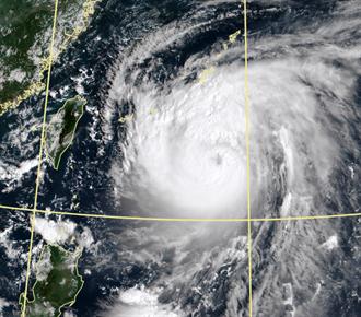 「梅莎」海警機率曝光 彭啟明:恐進入颱風密集期