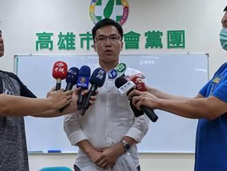 高巿議會國民黨團抗議美豬進口 林智鴻反批製造恐慌