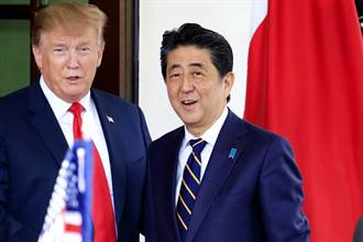 安倍請辭後首度熱線 川普讚:史上最偉大日本首相