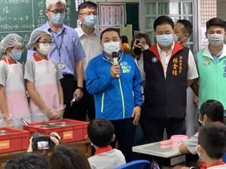 侯友宜質問蔡總統、行政院:「有把握控管好肉品來源嗎?」
