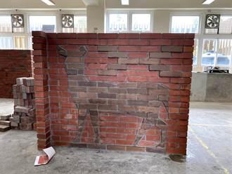 瑞工辦另類「砌磚營隊」 透過疊砌磚牆誘發孩子的環境美感