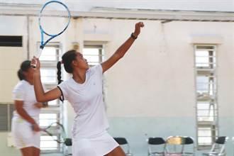 體表會》不同年齡層的網球魅力 Lulu揮拍迎擊