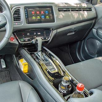 黑白配的時尚小心機 Honda HR-V RS 多重黑得酷帥