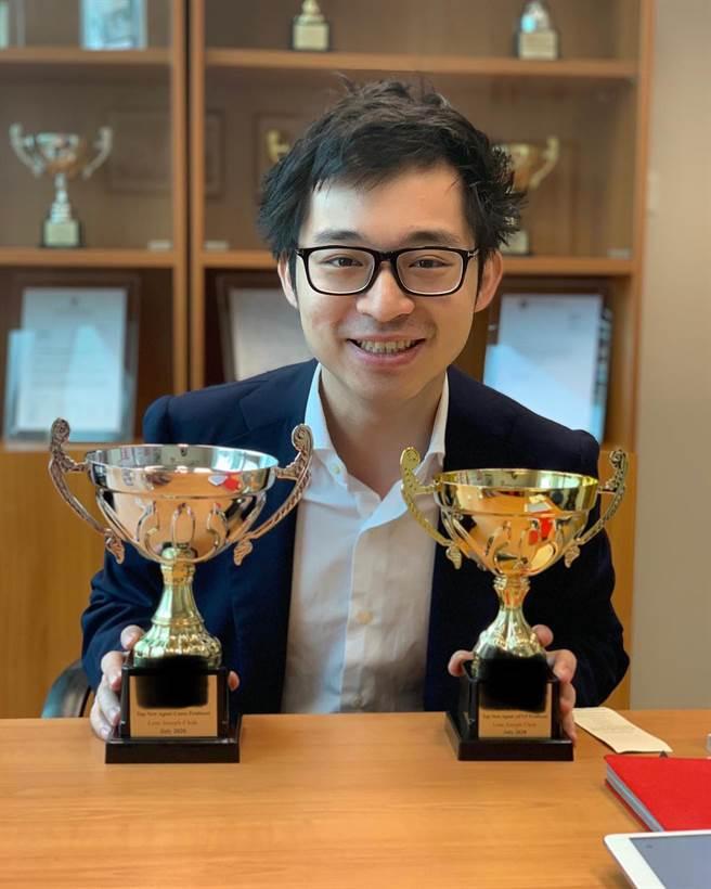 香港男星林作發文遭批消費死者。(圖/翻攝自林作臉書)