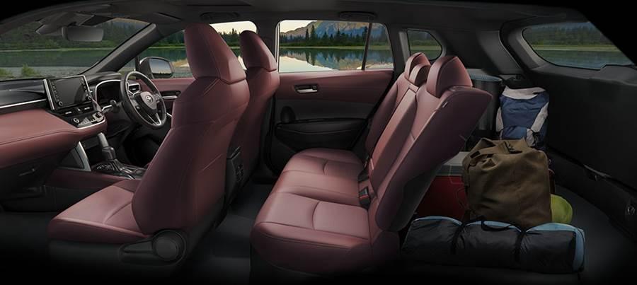未演先轟動 Toyota Corolla Cross 77.9萬元起預售