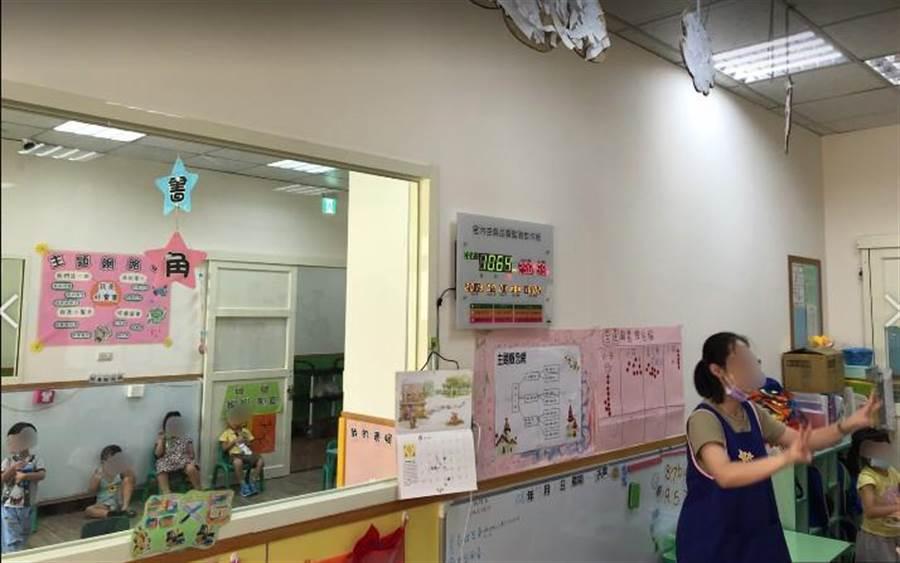 推動幼兒園空品監測系統 3年內申請過8成 - 寶島