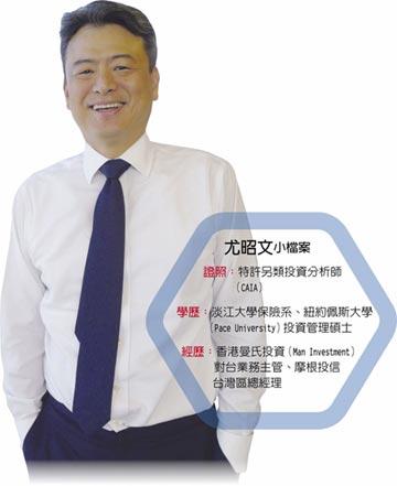 第一金投信董事長尤昭文 打造有亮點、數位化投信