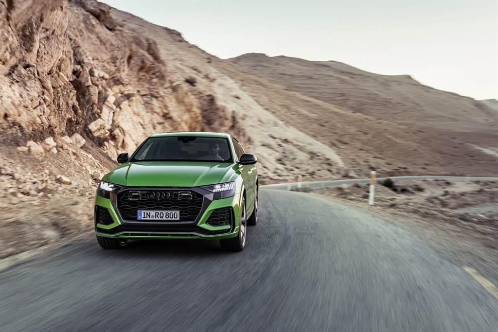 Audi eAWS機電側傾控制技術 讓龐然大SUV成為殺彎利器