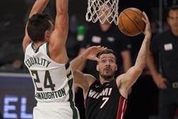 NBA》卓拉吉奇創個人生涯新高 邁阿密攻擊火力升級