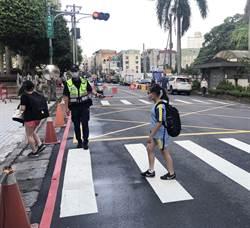 今起警方路口安全大執法 汐止新台五路加強取締