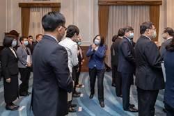 考試院人事交接  賴清德:回應總統盼考試院轉型的呼籲