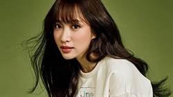 女偶像透視網衣超惹火 「中門全開」辣秀內在美