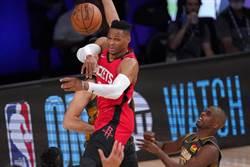 NBA》韋少致命失誤 哈登緩頰:他看到空檔