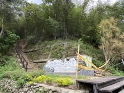 鐘樓古道整修進度超前  錫隘古道橫倒巨木移除完成