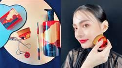 人氣彩妝推日本工藝限定版包裝 周年慶超級明星組合必收