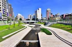 中市前瞻建設改善水環境 親水空間柳川回暖