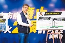 中市環保局長吳志超辭職