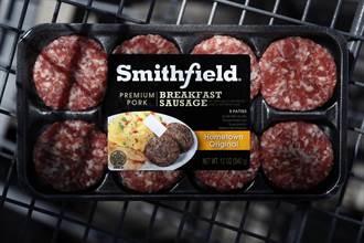 唐湘龍指美國最大豬肉商Smithfield 母公司是香港萬州國際