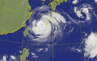 梅莎估轉強颱 北北基桃大雨特報 海神最快今生成