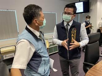 台中市政風處長稱「奉命」出席市政會議 被請出場