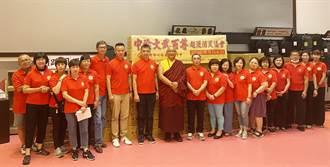 中元普渡愛心滿滿 萬和宮及喇榮開顯光明佛學會共捐愛心物資