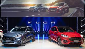 福特8月銷售暴衝 擠進車市前三強