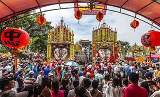 文史工作者吳慶杰提議新竹市成義民祭第十六大庄輪值祭典區