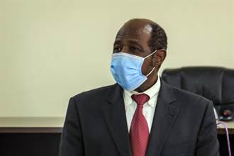 「盧安達飯店」英雄被捕 遭指控恐怖集團首領