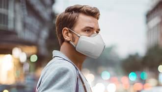 LG PuriCare口罩型空氣清淨機 隨時都能呼吸到乾淨好空氣