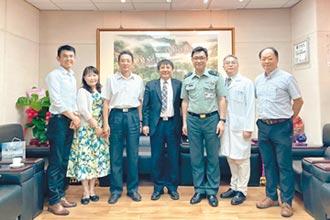 臺海大、國防醫學院簽MOU 研發生技醫療