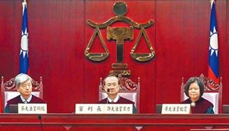 黨產案續審 將聲請7法官迴避