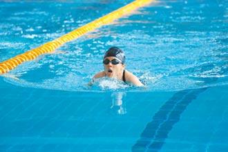 罕病兒愛運動 游出一片天