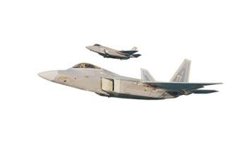 陸防空系統 千公里找到美F-22F-35