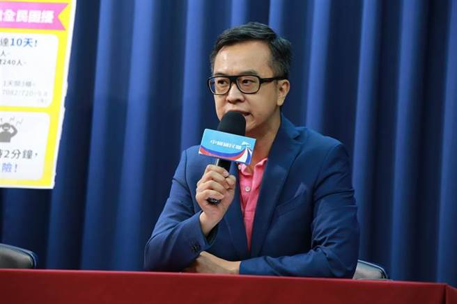 國民黨文傳會副主委黃子哲。(本報資料照)