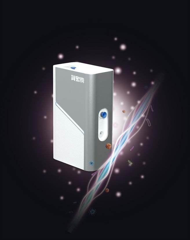 (賀眾牌推出UVC LED極效殺菌模組UV-2200JS,訴求「低耗能殺菌.效能不衰減.飲水更環保」。圖/工研院提供)