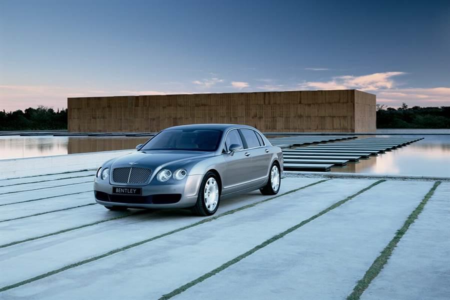 Bentley Flying Spur全球累積生產量突破4萬台