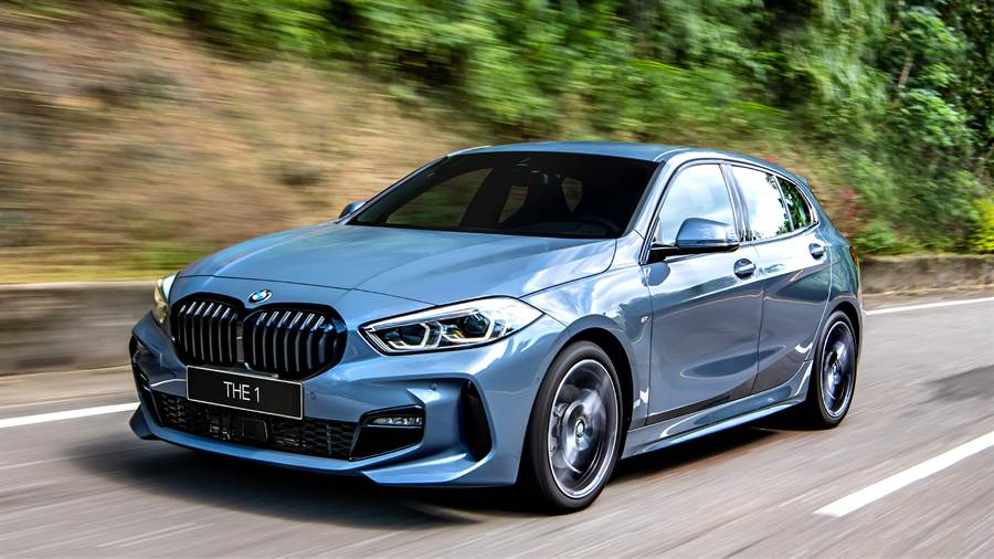 全新BMW 118i Edition M全面進駐BMW全台展示中心
