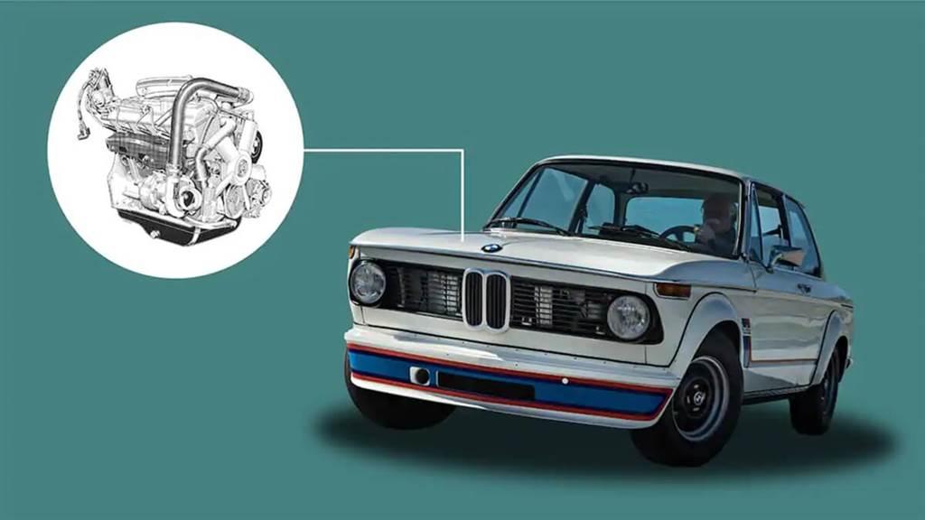 1973 BMW E20 2002 Turbo
