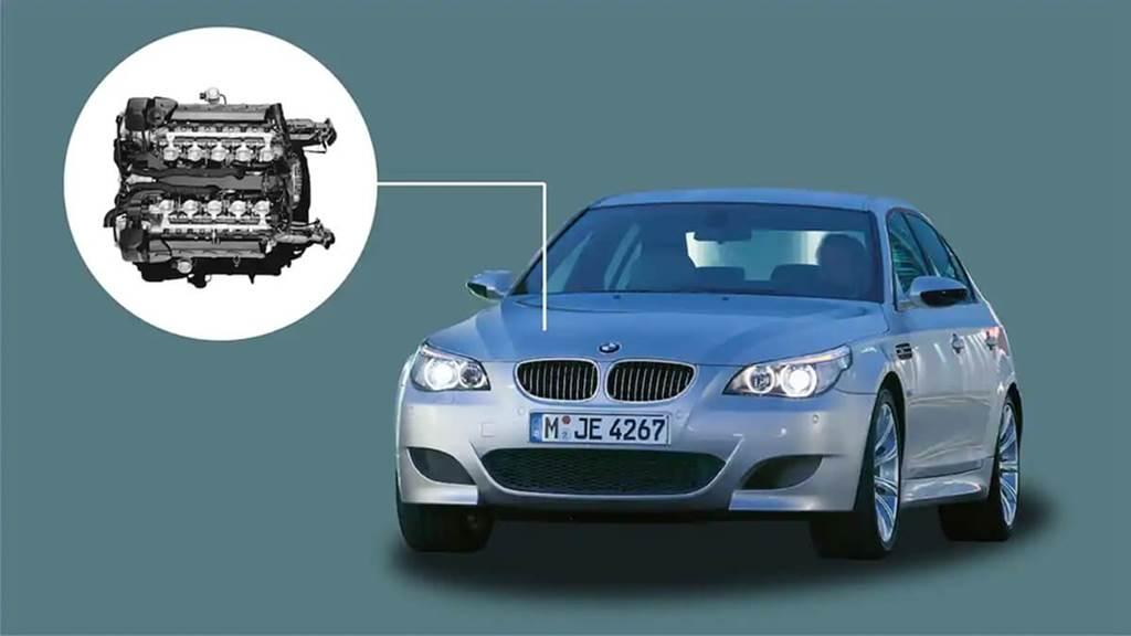 2004 BMW E60 M5