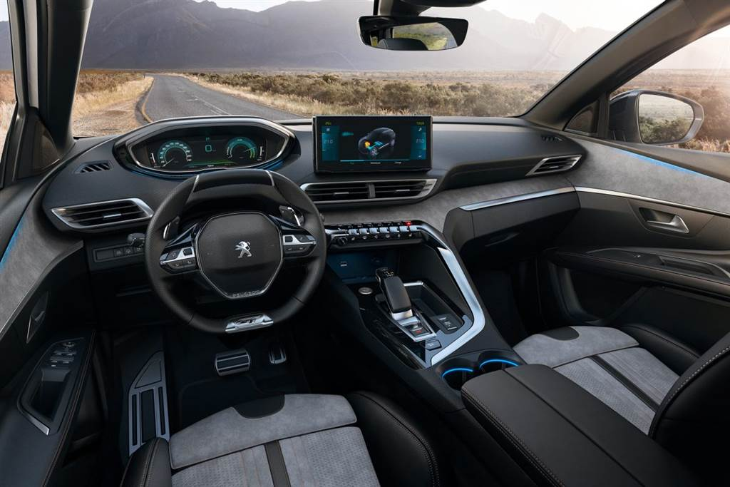 導入新家族設計語彙、多項新科技挹注,Peugeot 3008小改款亮相