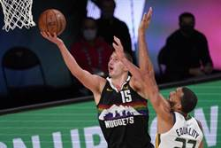 NBA》血戰七場 金塊三連勝淘汰爵士