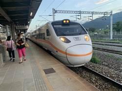 台鐵中秋車票狂銷24.2萬張 東西部幹線長途車次熱銷