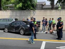 台中警跨區台南逮毒蟲 雙方街頭追逐衝撞3警受輕傷