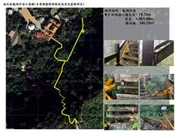 南化龍湖步道、楠西梅龍步道整修至年底 遊客暫止步