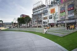 新竹火車站站前廣場開放 城市門面再升級