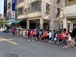 培養運動習慣 麻豆新樓社區健康中心帶小朋友健走