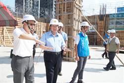 竹北首座現代影城進度16% 預計2022年6月開幕