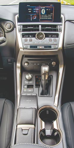 LEXUS NX 200都會風尚有型有款